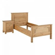 Кровать рауна 1 бейц 2