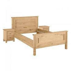Кровать рауна 140 бейц 2
