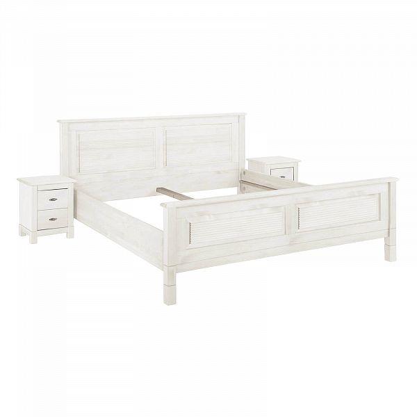 Кровать рауна 160 бел 2