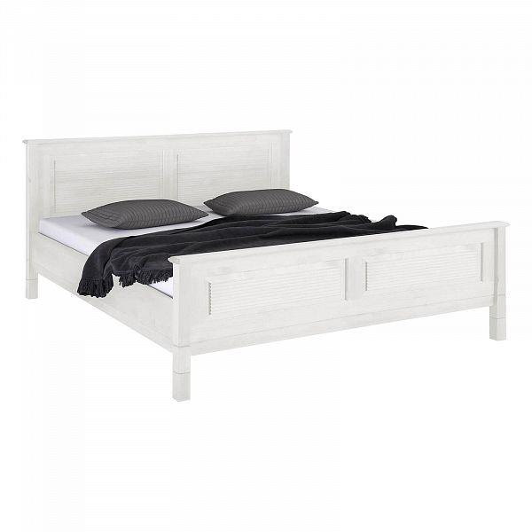 Кровать рауна 160 бел