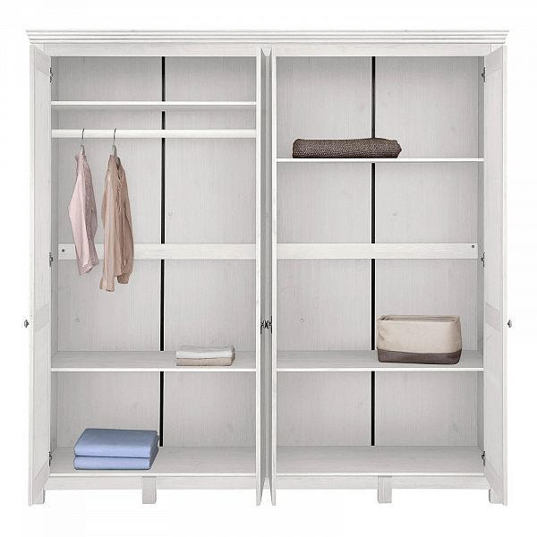 Рауна шкаф 40 бел 2