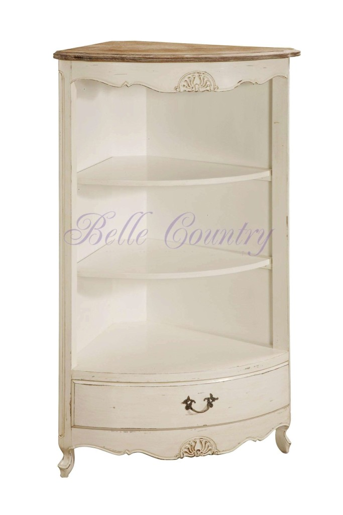 KF066-18-Угловая-витрина-80x48x135-цвет-natural-oakantique-white-собран