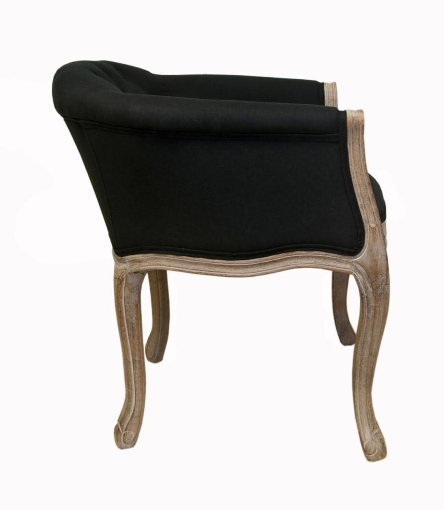 Кресло Kandy black (attach1 46202)