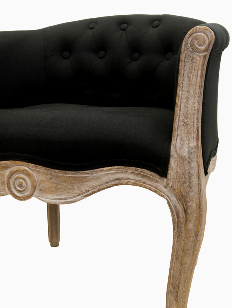 Кресло Kandy black (attach4 46202)