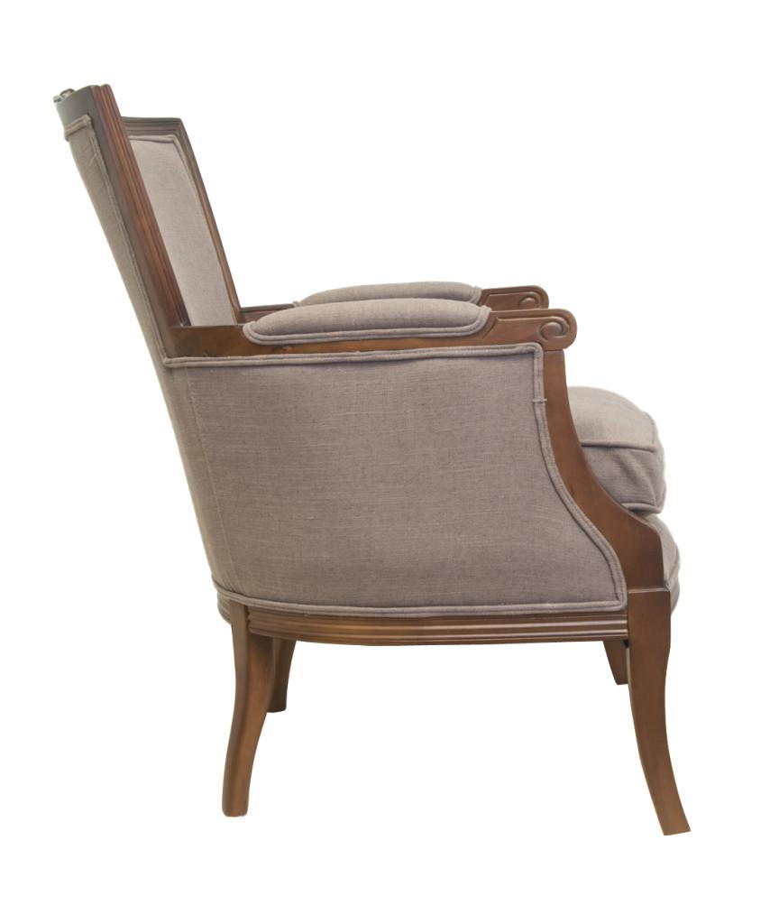 Кресло Tous grey (attach1 45549)