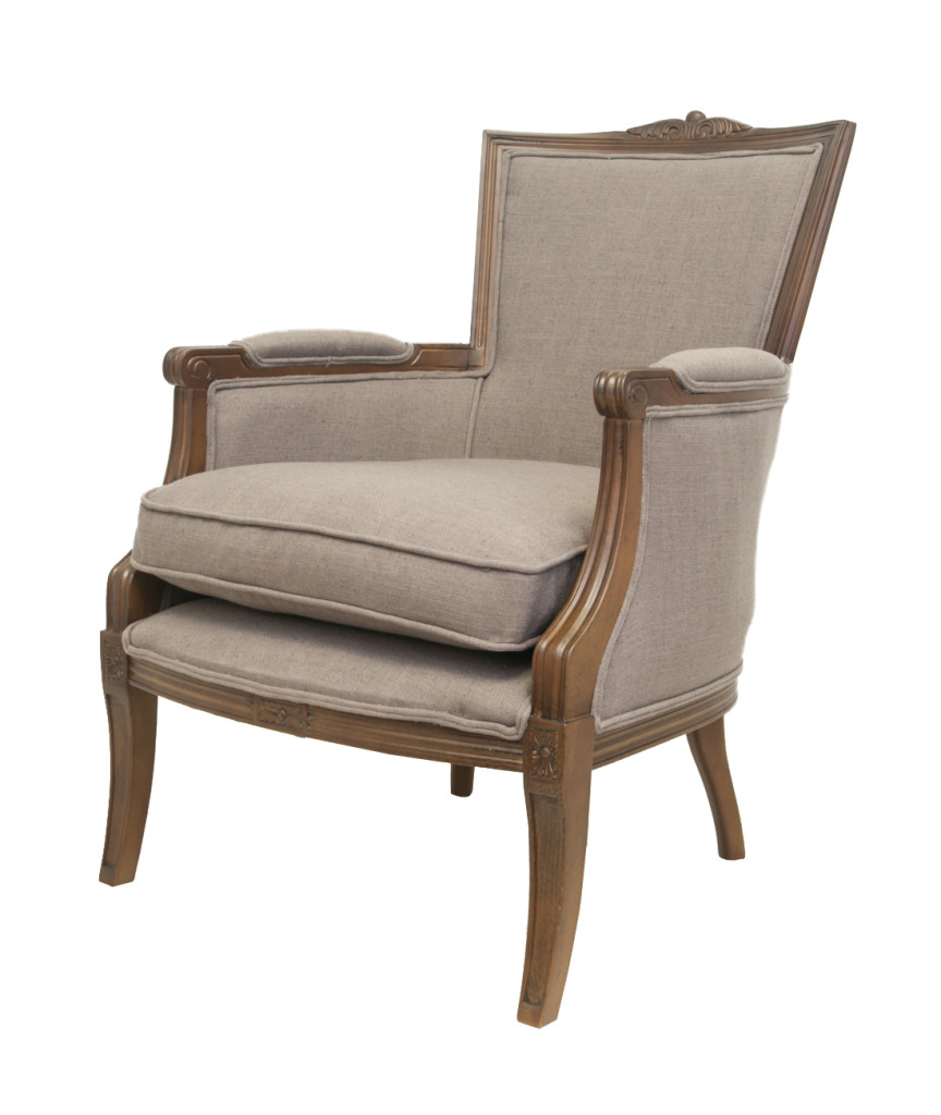 Кресло Tous grey (attach3 45549)