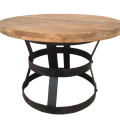Teak-Iron-Coffee-Table-