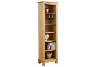 "Шкаф для книг-00 ""Рауна"" (бейц/масло) (thumb45642)"